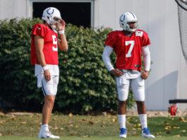 Indianapolis Colts Quarterback