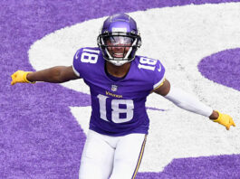 Fantasy Wide Receiver Studs and Duds