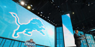 2021 Detroit Lions Mock Draft