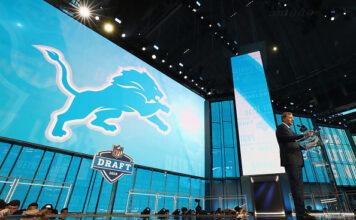 2021 Detroit Lions Mock Draft