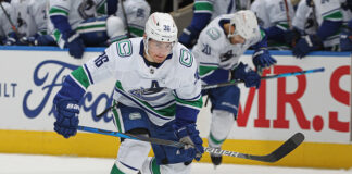 Vancouver Canucks Report Card