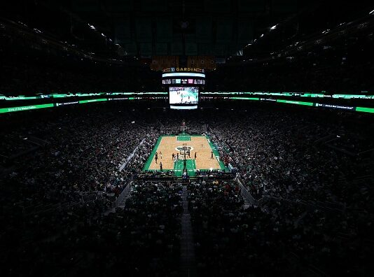 Celtics Center