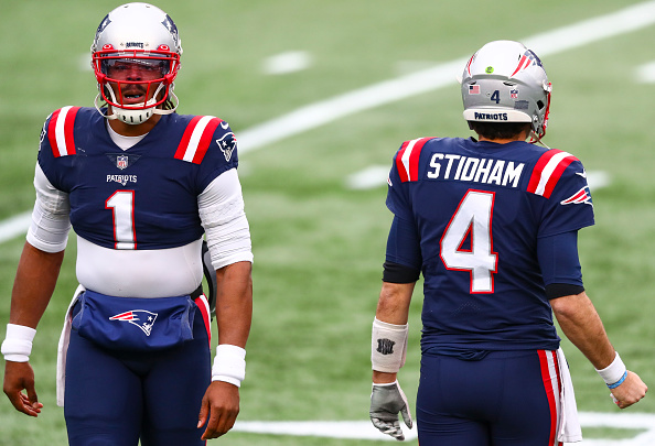 Patriots Quarterbacks