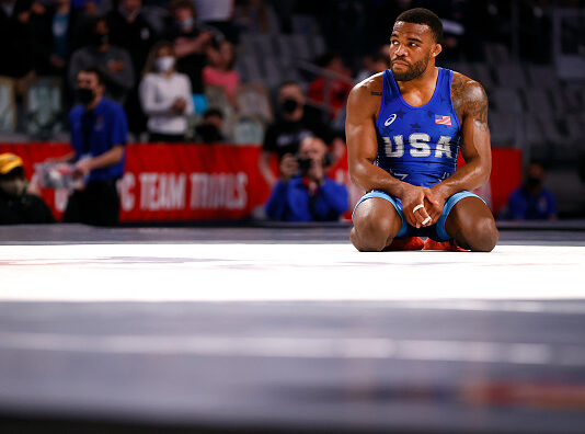 Olympic Wrestling Trials