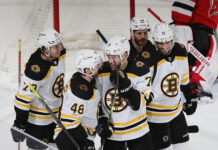 Boston Bruins stanley cup chances