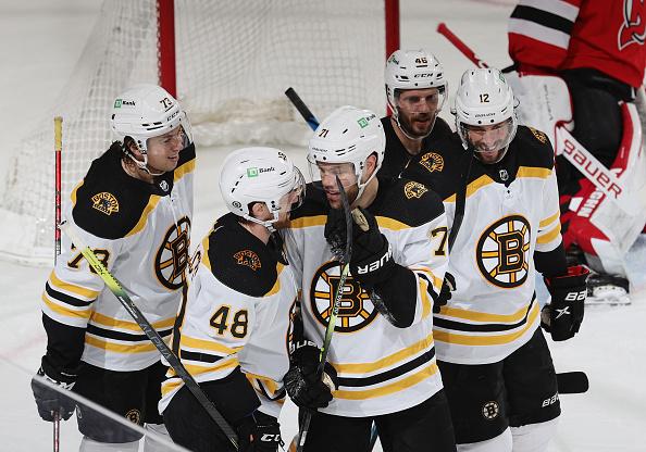Boston Bruins stanley cup chances
