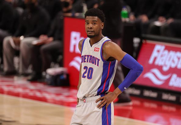 Detroit Pistons Rebuild