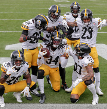 Steelers' Secondary