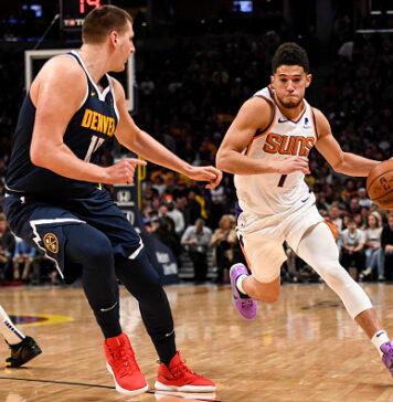 Phoenix suns return to the NBA finals