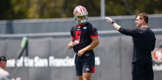 49ers Quarterback Competition